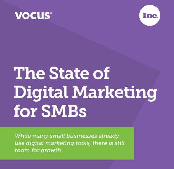State of Digital Marketing for SMBs