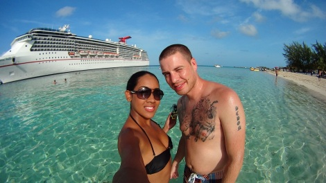 Stacey Miller Nathan Miller Carnival Cruise