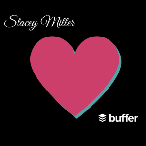 stacey miller loves buffer